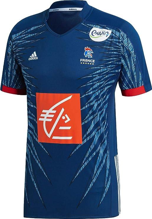Adidas FFHB Équipe de France Bleu XL Maillot Adulte Femme