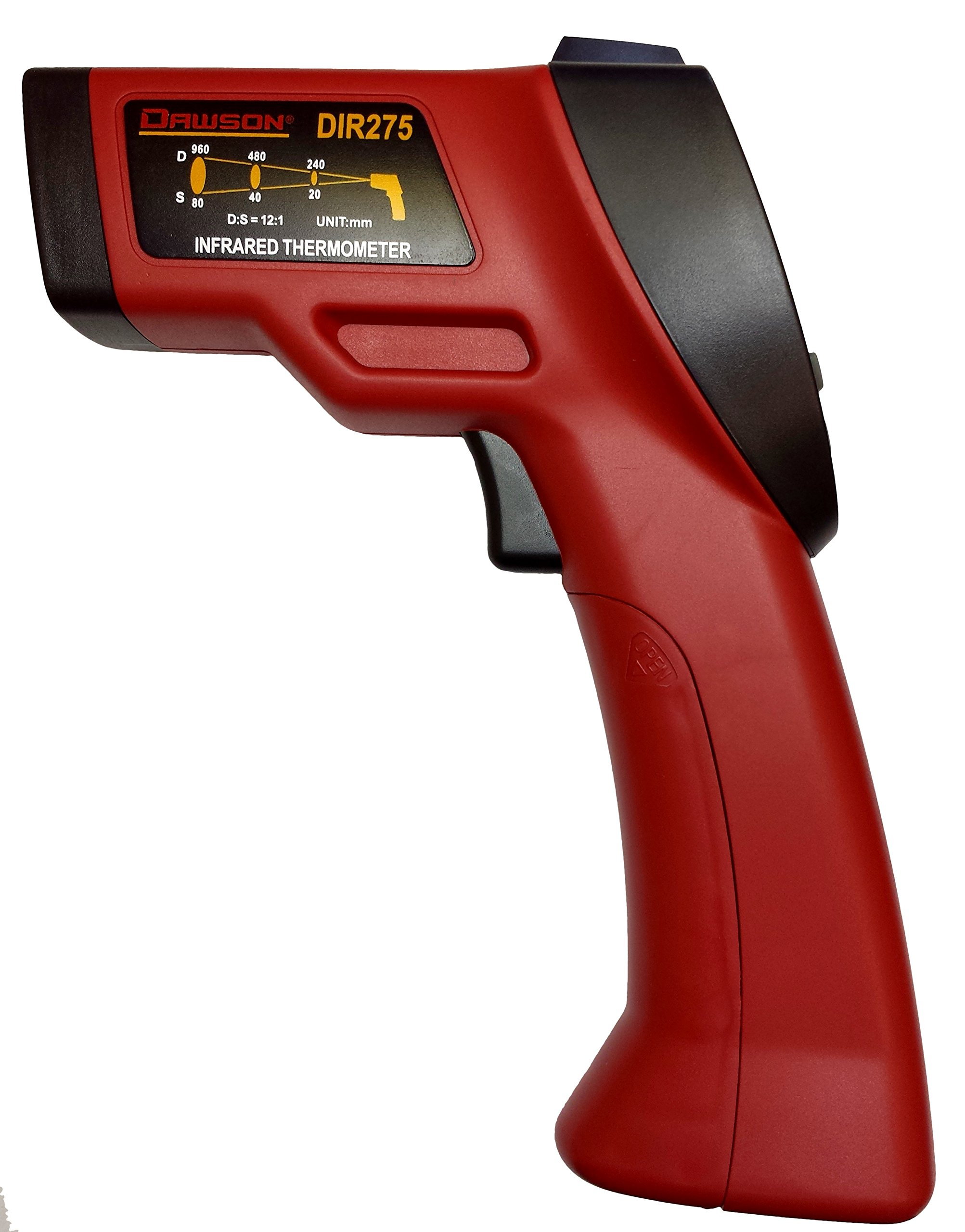 Dawson Tools DIR275 Non-Contact Digital Infrared Thermometer