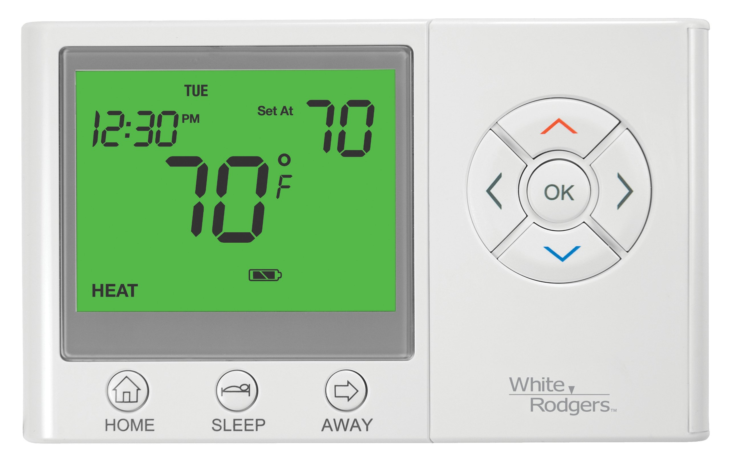 Emerson UP300 7-Day Programmable Thermostat With Home/Sleep/Away Presets by White-Rodgers (Image #1)