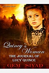 Quincy's Woman: The Journal of Lucy Quince (Eclipse Heat Book 1) Kindle Edition