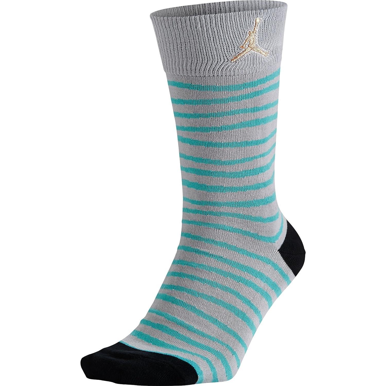 X scarpe da da da ginnastica Basketball Crew Socks da uomo Lupo Grigio   Retro   Nero 642212-012 (Taglia L) c90179