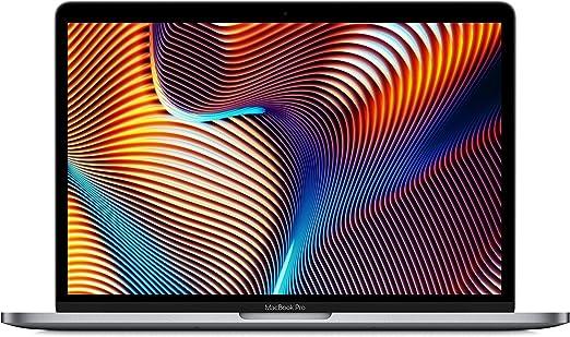 Apple MacBook Pro (13インチ, 一世代前のモデル, 8GB RAM, 256GBストレージ, 2.4GHzクアッドコアIntel Core i5プロセッサ) - スペースグレイ - USキーボード