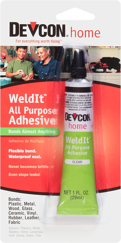 Devcon 18245 Weld-It Cement - 1 oz.