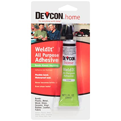 Devcon 18245 Home Weldit All Purpose Adhesive 1 Oz High Strength Adhesive Adhesives, Sealants & Tapes Business & Industrial