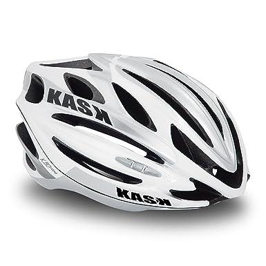 Kask K50 Evo - Casco para ciclismo blanco blanco Talla:48-52cm