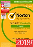 Norton Security Standard | 1 Gerät | PC/Mac | Download