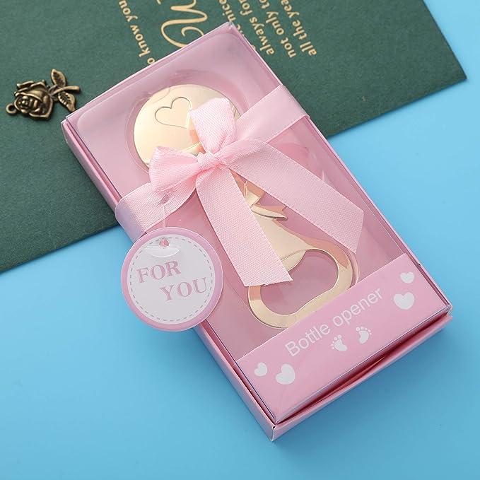 Amazon.com: 24 abrebotellas de regalo para baby shower con ...