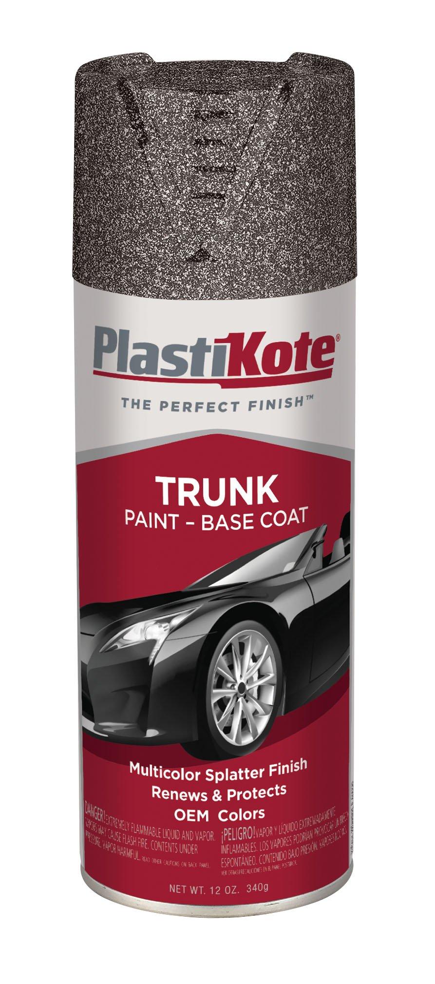 PlastiKote 503 Gray/Black/White Trunk Paint, 12 oz.