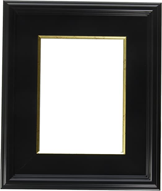 5 x 7 Guerrilla Painter Lamar Plein Black//Gold Air Fine Art Frame