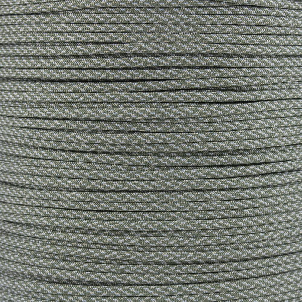 Vapor 50 Feet PARACORD PLANET 10 20 25 50 100 Foot Hanks and 250 1000 Foot Spools of Parachute 550 Cord Type III 7 Strand Paracord