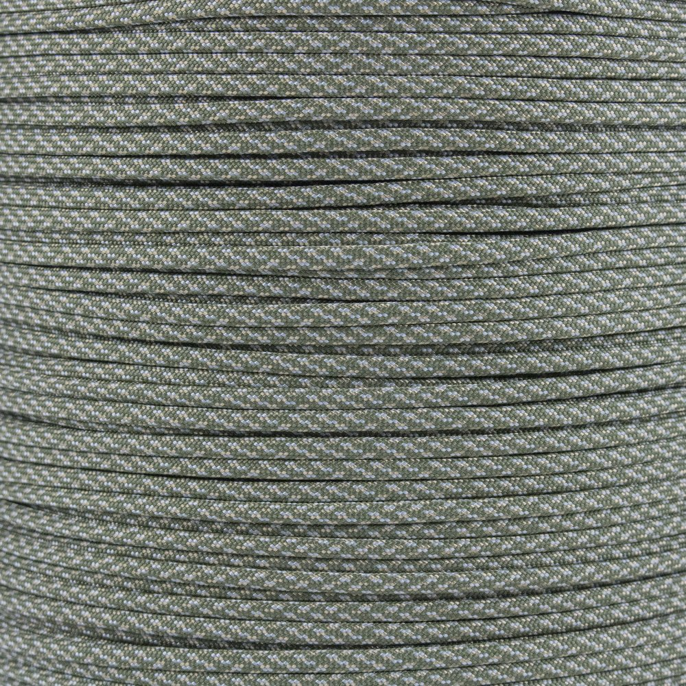 250' - 1000' Spools of Parachute Cord Paracord Planet Type III Military Specification 550