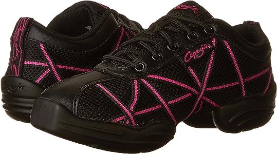 Capezio Websneaker, Zapatillas para Mujer, Rosa (Hot Pink), 36 EU ...