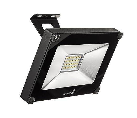 Hyperikon Proyector LED, 30W Foco Reflector (equivalente a ...