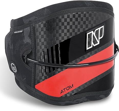 NeilPryde Atom® - Arnés de carbono, color rojo, Medium: Amazon.es ...