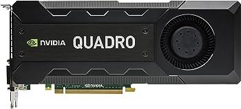 HP NVIDIA Quadro 8GB GDDR5 PCI Express 3.0 Graphics Card