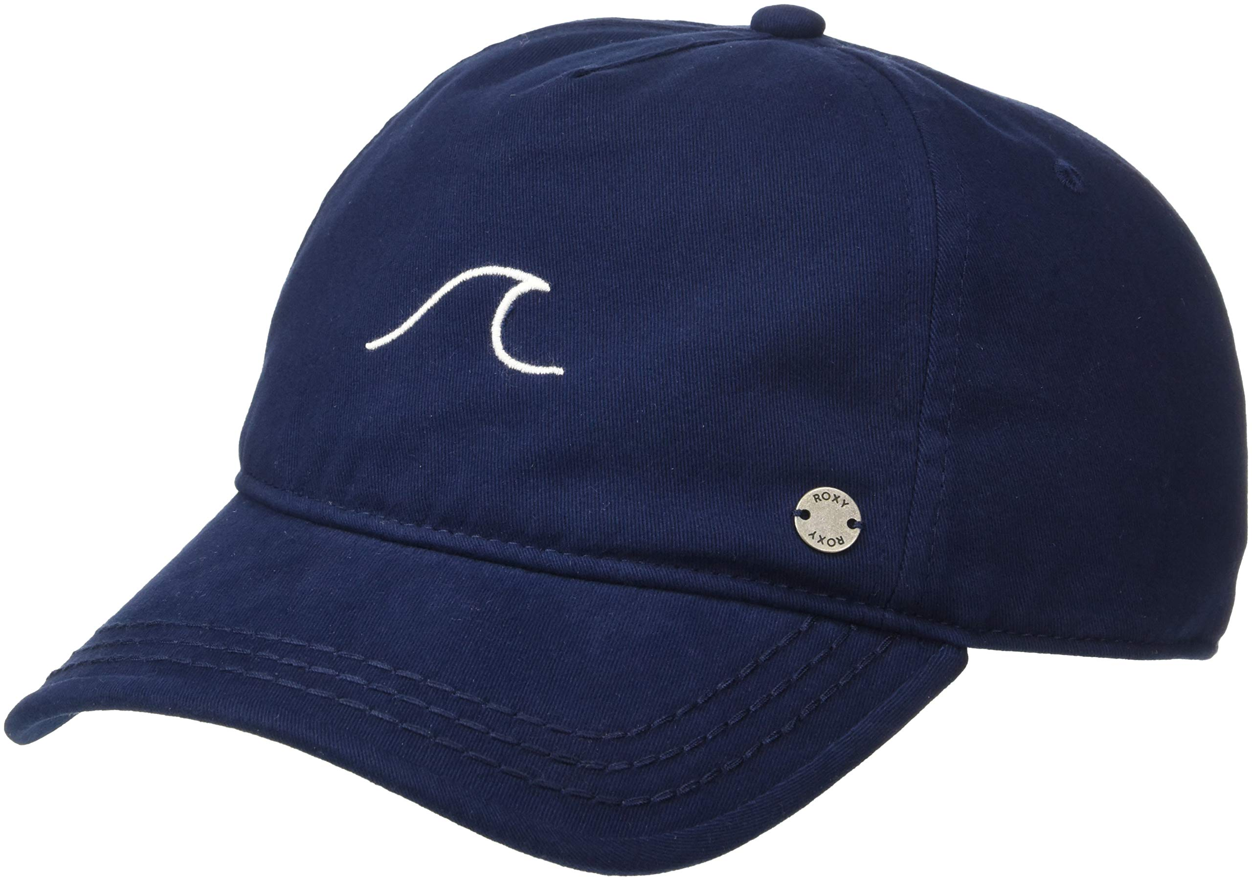 Roxy Junior's Next Level Baseball Hat, Medieval Blue, One Size