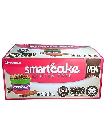 Review CINNAMON SMARTCAKE: Gluten Free, Sugar Free and Starch Free (8 x 2-packs)