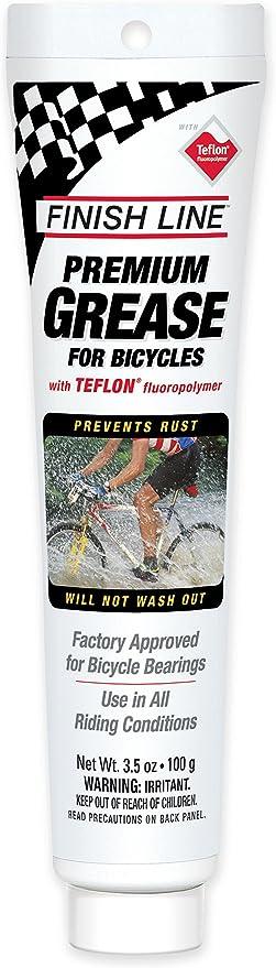 Finish Line Grasa de teflón para bicicleta de montaña – 100 ml