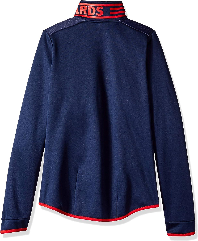 Outerstuff NBA girls Aviator Full Zip Jacket