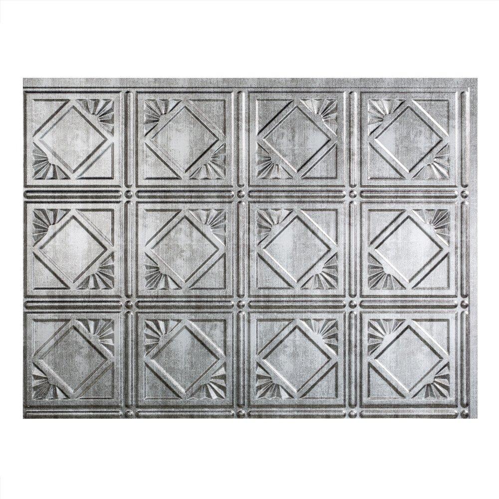 amazon com fasade easy installation traditional 4 crosshatch