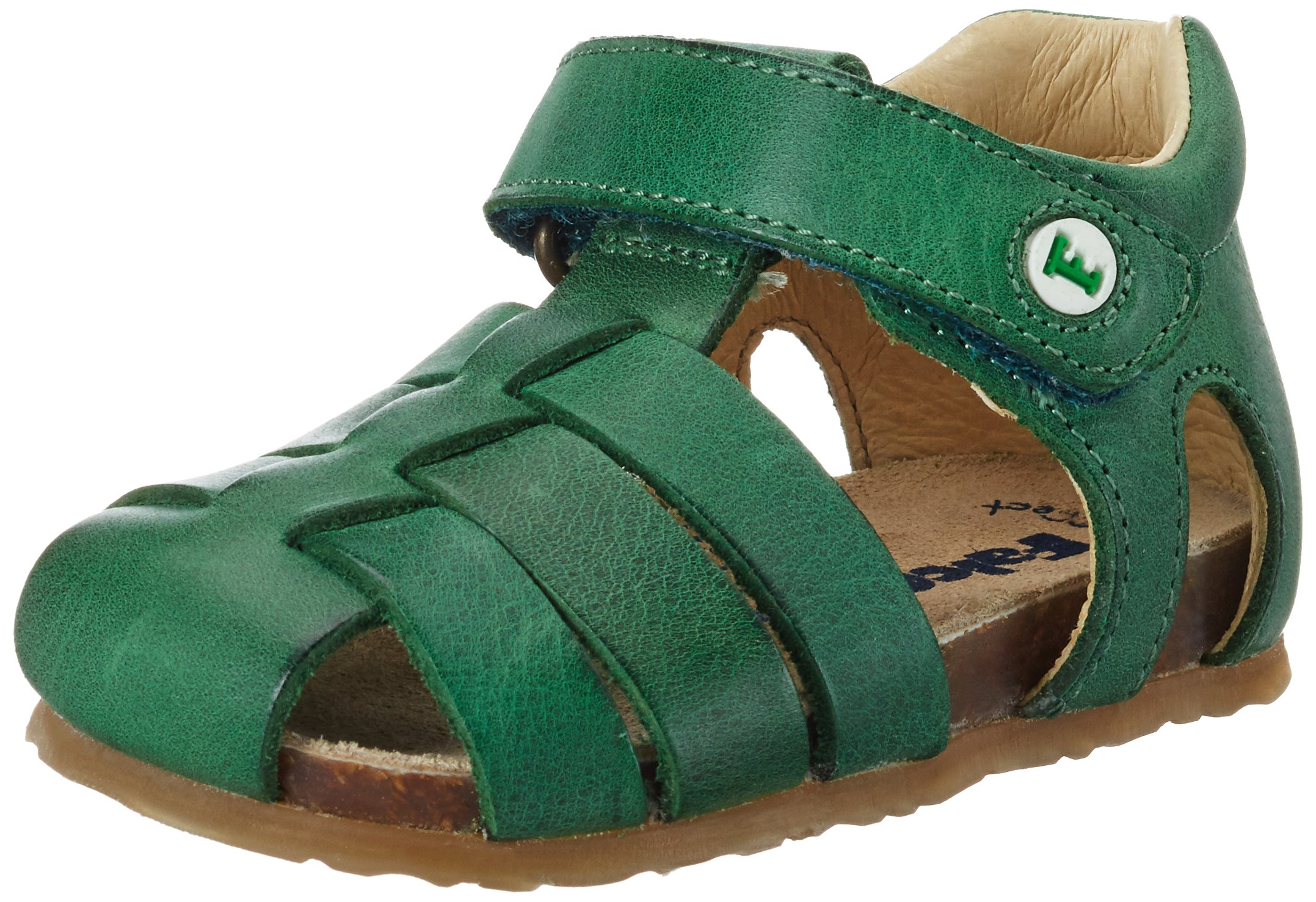 Naturino Boys' Falcotto 1405-K, Verde, 23 EU(7 M US Toddler) by Naturino