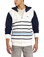 Hurley Men's Unofficial Zip Up Fleece