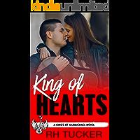 King of Hearts: A YA Rock Star Romance (Kings of Karmichael Book 1)