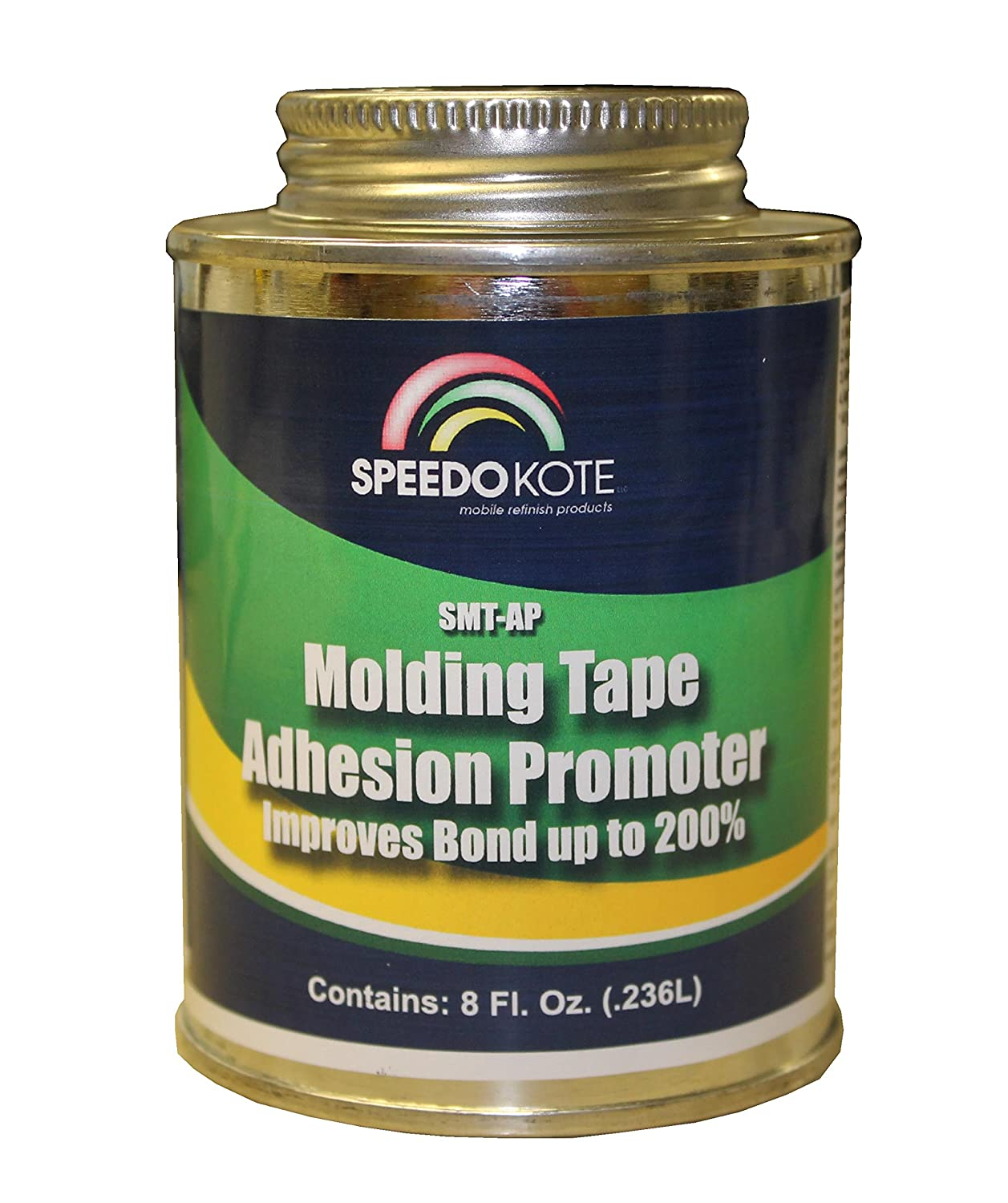 Adhesion promoter for double sided Tape on Side Moldings and Emblems 8oz. SMT-AP Speedokote