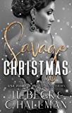 Savage Christmas (The Moretti Crime Family)