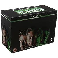 Incredible Hulk-Series 1-5-Com