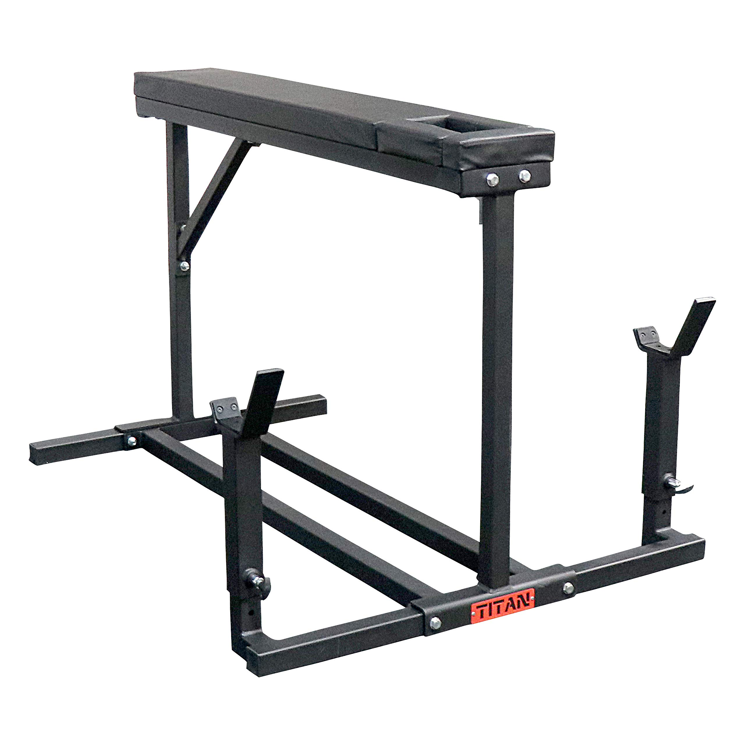 Titan Prone Row Machine | Adjustable
