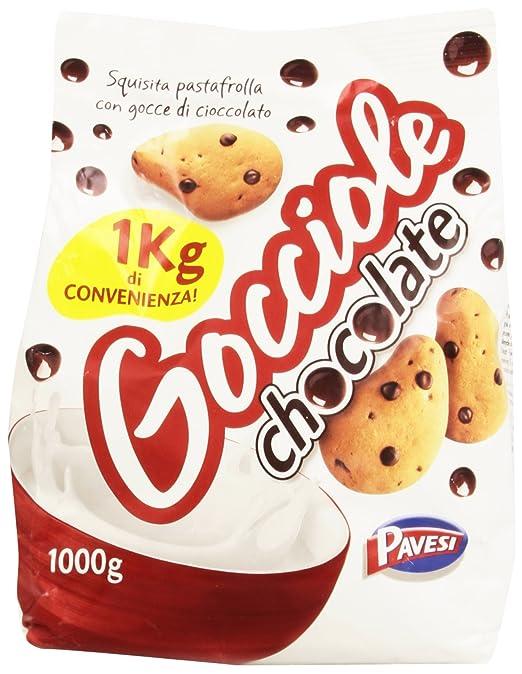 10 opinioni per Pavesi- Gocciole Chocolate, Biscotti