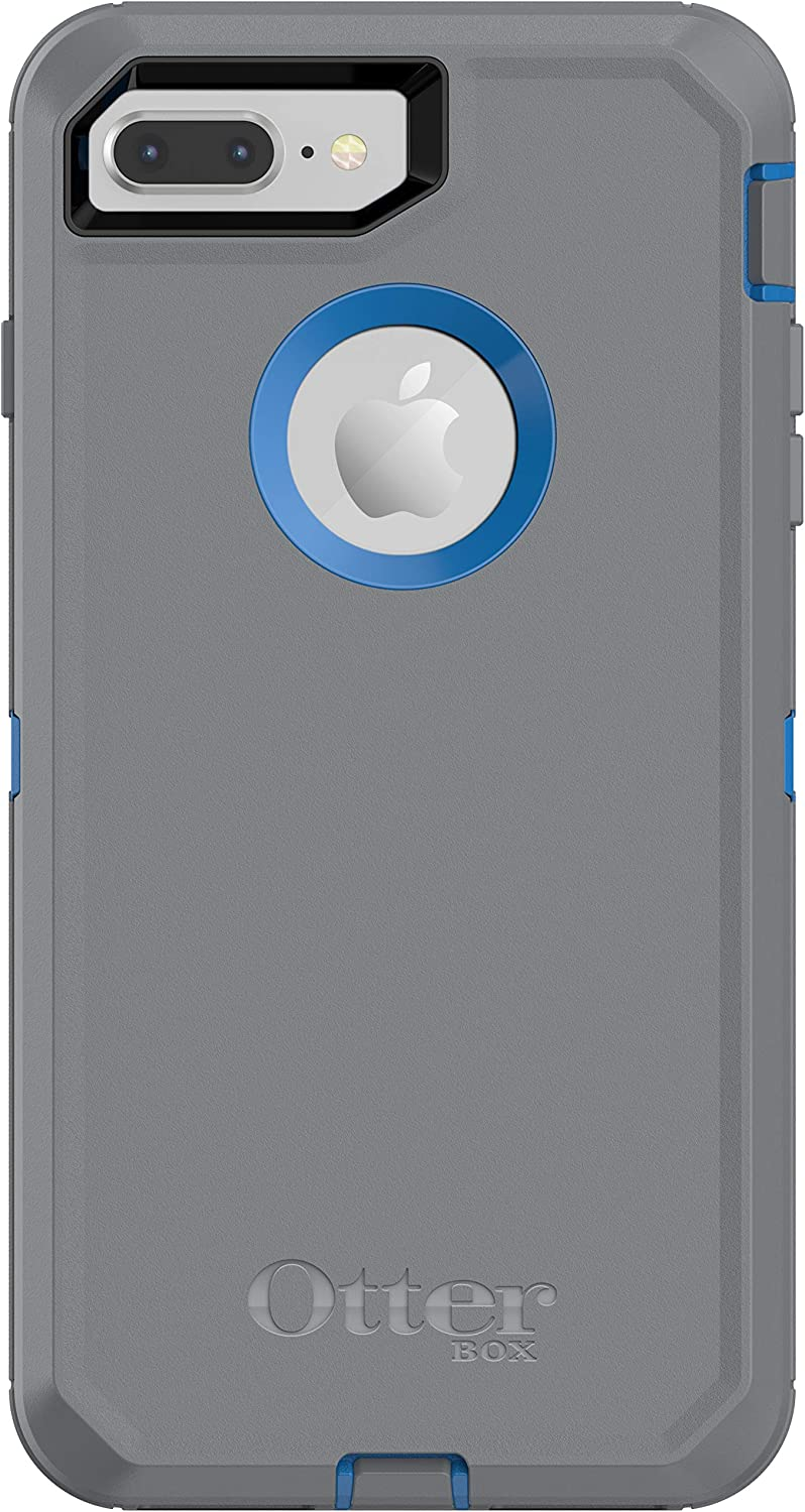 OtterBox Defender Series Case for iPhone 8 PLUS & iPhone 7 PLUS - Case Only - Non-Retail Packaging - Marathoner