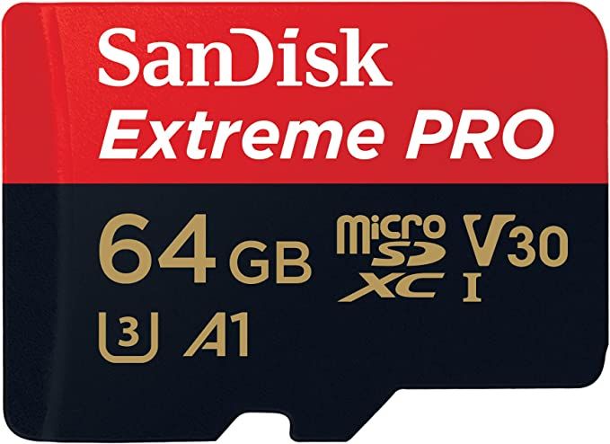 Amazon.com: SanDisk Extreme PRO - Tarjeta de memoria ...
