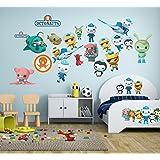 The Octonauts Wall Stickers Decal Kids Room Bedroom Children Decoration  THE OCTONAUTS 001 Part 86