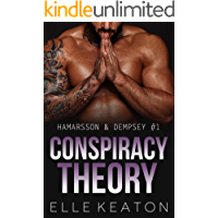 Conspiracy Theory: MM Romantic Suspense (Hamarsson and Dempsey Book 1) book cover