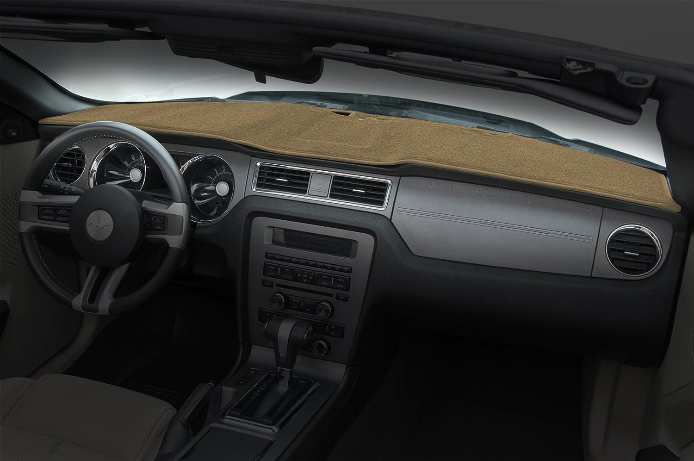 Coverking Custom Fit Dashcovers for Select Mazda Miata Models - Poly Carpet (Tan)