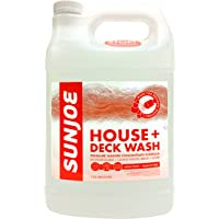 Sun Joe House and Deck All-Purpose Pressure Washer Concentrated Cleaner