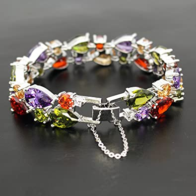 Ladies Bracelets Vintage Style Dual Layer