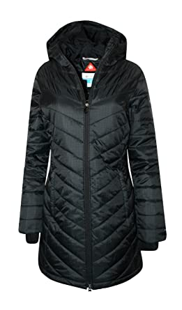 Amazon.com: Columbia Women's Morning Light II Omni Heat Long ...