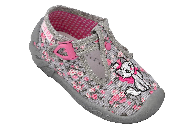ARS Botas para Niñ as Zapatillas Estar por casa per Nina Zapatos Bebe Niñ a Plantilla de Cuero Primeros Pasos 20 21 22 23 24 25