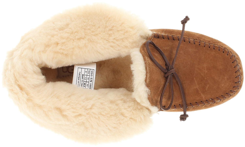 UGG Womens Alena Slipper, Chestnut, 5 B US: Amazon.es: Zapatos y complementos
