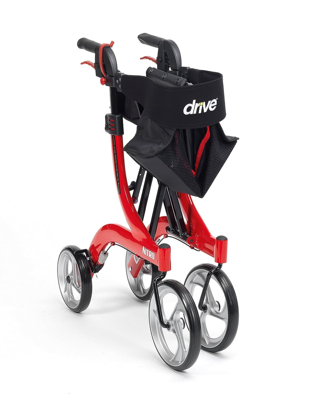 Disco DeVilbiss Healthcare Nitro Mini andador con Premium y ...