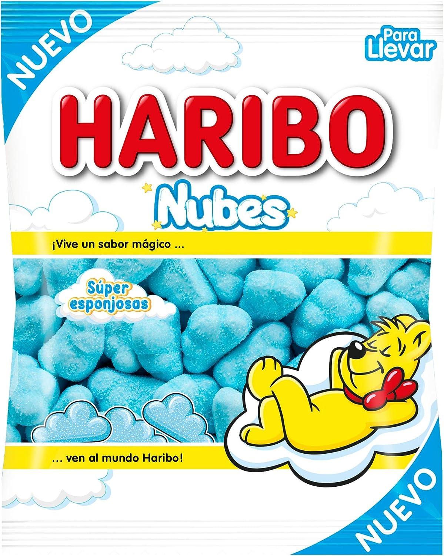 Nubes Haribo por sólo 1€ (compra 4 y obtén un 5% de descuento adicional)
