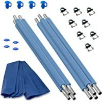 Upper Bounce UBHWD Trampoline Replacement Enclosure Poles & Hardware (Net Sold Separately)