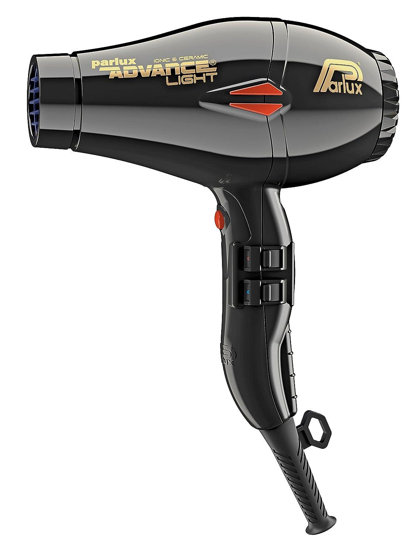 Parlux Asciugacapelli Professionale, Phon Advance Light Ionic & Cer, Ghiaccio - 900 Gr.