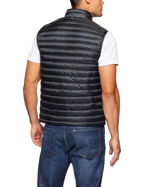 Core LW Packable Down Vest Manches Homme de coloris noir