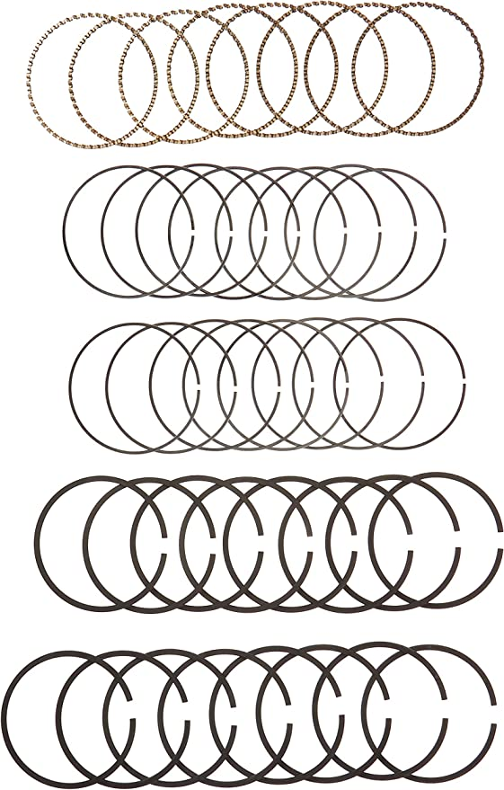 Piston Ring Set 4735 Hastings Manufacturing