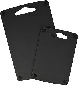 Prep Series Nonslip Cutting Boards by Epicurean, 2 Piece, Slate
