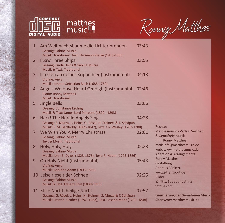 Special Christmas Songs: Gemafreie Weihnachtsmusik (Weihnachtslieder ...
